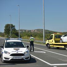 Jedna osoba poginula u prometnoj nesreći u Stankovcima (Foto: Dino Stanin/PIXSELL) - 4