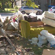 Krupni otpad (Foto: Dnevnik.hr)