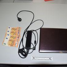 Pronađena naručena droga (Foto: PU zagrebačka)