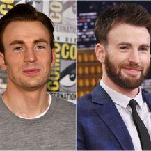 Slavni muškarci s bradom i bez nje - 4