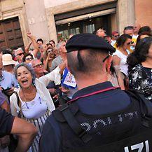 Giuseppe Conte najavio ostavku (Foto: IPA/PIXSELL)