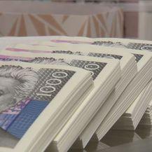 Snopovi novca (Foto: Dnevnik.hr)