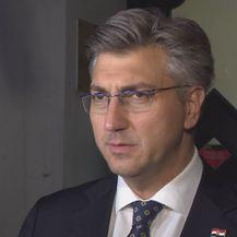 Andrej Plenković komentira slučaj Kuščević (Foto: Dnevnik.hr)