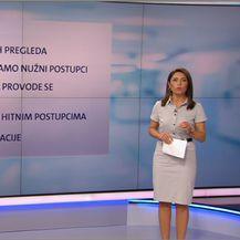 Pregled štrajka (Foto: Dnevnik.hr)
