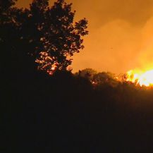 Otvoreni plamen (Foto: Dnevnik.hr)