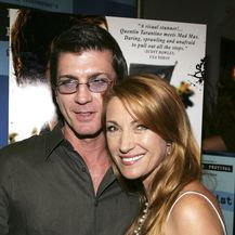 Jane Seymour i Joe Lando (Foto: Getty Images)