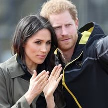 Princ Harry i Meghan Markle (Foto: Profimedia)