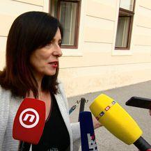 Ministrica Blaženka Divjak o plaćama u prosvjeti (Foto: Dnevnik.hr)