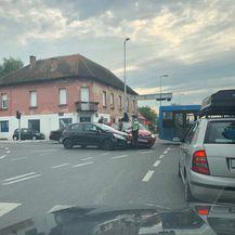 Prometna nesreća na Remetinečkoj (Foto: Dnevnik.hr)