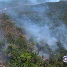 Rekordan broj požara ove godine uništava Amazonsku prašumu (Foto: Dnevnik.hr)