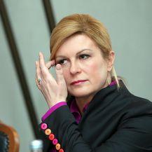 Kolinda Grabar-Kitarović (Foto: Goran Stanzl/PIXSELL)