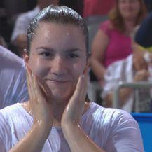 Lea nakon krštenja (Foto: Dnevnik.hr)