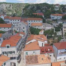 Zračni pogled na Imotski (Foto: Dnevnik.hr)