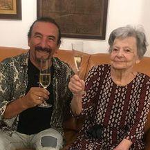 Željko Bebek i Selma Borić (Foto: Instagram)