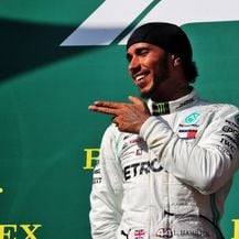 Lewis Hamilton (Foto: XPB/Press Association/PIXSELL)