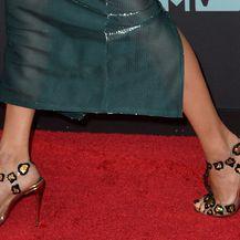 Adriana Lima u mokroj haljini na dodjeli nagrada MTV VMA - 2