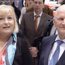 Ferdinand Piech i njegova supruga Ursula Piech (Foto: Arhiva/AFP)