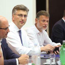 Sastanak vrha HDZ-a (Foto: Marko Prpic/PIXSELL)