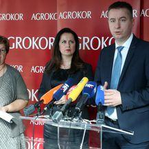 Marica Vidaković, Irena Weber i Fabris Peruško (Foto: Robert Anic/PIXSELL)