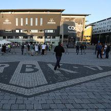 Lerkendal, stadion Rosenborga (Foto: Jurica Galoić/PIXSELL)