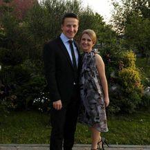 Dario Zurovec i supruga (Foto: Facebook)