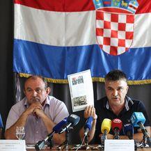 Braniteljske udruge o izjavama Milorada Pupovca (Foto: Robert Anic/PIXSELL)