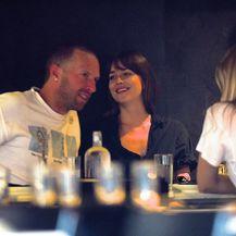 Chris Martin i Dakota Johnson (Foto: Profimedia)
