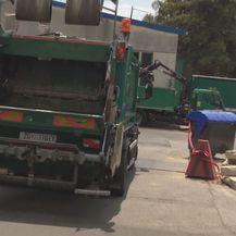 Kamion za odvoz smeća (Foto: Dnevnik.hr)