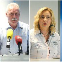 Branimir Mihalivec, Sanja Šprem, Blaženka Divjak (Foto: Pixell)