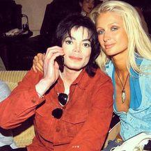 Paris Hilton i Michael Jackson (Foto: Profimedia)