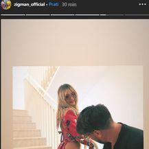 Rita Ora i Juraj Zigman (Foto: Instagram)