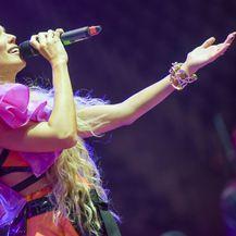 Lijepa trudnica Franka Batelić nastupila je prije koncerta Rite Ore u Zadru - 2