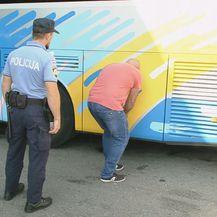 Policija na Bajakovu pronašla krijumčara (Foto: Dnevnik.hr)