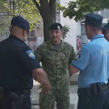 Hrvatski vojnici u Kninu zbog priprema proslave 25. obljetnice Oluje - 2