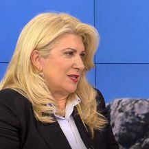 Vesna Škare Ožbolt, bivša ministrica pravosuđa