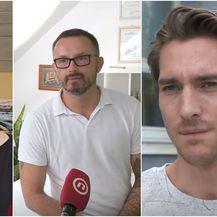 Lidija Bošnjak, Jakov Brekalo i Luka Mihačić