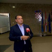 Vili Beroš, ministar zdravstva, i Valentina Baus