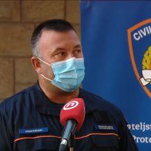 Srđan Kušćević, pročelnik Područnog ureda civilne zaštite Split