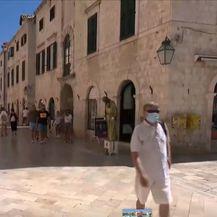 Prazan Zadar u kolovozu - 1