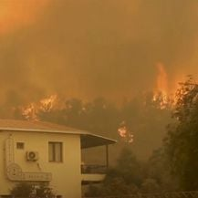 Velik požar u Turskoj - 2