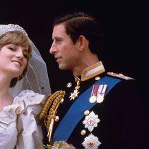 Fotografije s vjenčanja princeze Diane i princa Charlesa snimljene na balkonu Buckinghamske palače - 4