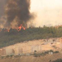 Velik požar u okolici Trogira - 3