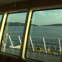 Na trajektu za Krk - 1
