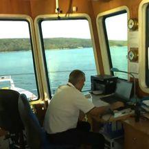Na trajektu za Krk - 4