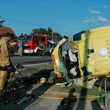 Prometna nesreća kod Suhopolja