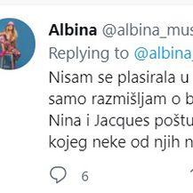 Komentar Albine Grčić