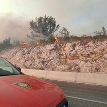Požar kod Trogira - 3