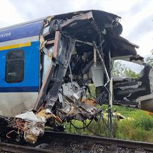 Sudar vlakova u Češkoj - 1