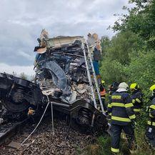 Sudar vlakova u Češkoj - 3