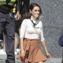 Mila Kunis na setu filma Luckiest Girl Alive u Torontu - 4